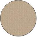 Flagship Carpets Classic Solid Color 12' Round Rug