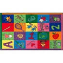 Flagship Carpets Easy Care Primary Pictures Rug