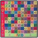 Flagship Carpets Math Collection Multiply/Divide Rug