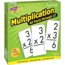Trend Multiplication all facts through 12 Flash Cards