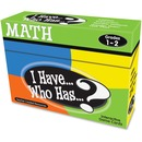 Teacher Created Resources 1&2 I Have Who Has Math Game