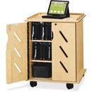 Jonti-Craft Laptop/Tablet Storage Cart