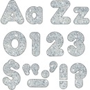 "Trend Sparkle 4"" Casual Ready Letters Combo Pack"