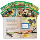 Shell Grades 2-3 Life Science Book Set Education Printed Book for Science