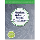 Merriam-Webster School Dictionary Dictionary Printed Book - English