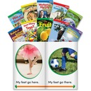 Shell Grade K Time for Kids Book Set 2 Learning Printed Book
