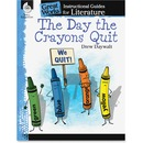 Shell The Day the Crayons Quit Instructional Guide Activity Printed Book by Drew Daywalt
