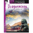 Shell Grade 4-8 Dragonwings Instructional Guide Activity Printed Book by Laurence Yep