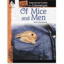 Shell Grade 9-12 Of Mice/Men Instruction Guide Story Printed Book by John Steinbeck