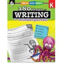 Shell Grade K 180 Days of Writing Book Education Printed Book
