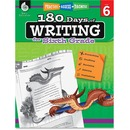 Shell 6th Grade 180 Days of Writing Book Education Printed Book