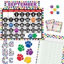 Teacher Created Resources Paw Prints Accents Board Set