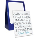 Flipside Deluxe Chart Stand/DryErase Tablet Set