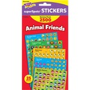 Trend Animal Friends SuperShapes Stickers