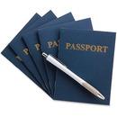 Hygloss Kids Craft Blank Passport Books