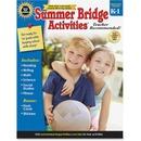 Summer Bridge Grade K-1 Activities Workbook Activity Printed Book Printed Book
