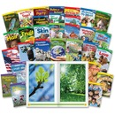 Shell Education TIME For Kids Kindergarten Text Set Printed Book
