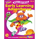 Trend Get Ready For Kindergarten Wipe-off Book Learning Printed Book
