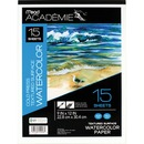 Mead Academie Textured Watercolor Paper Pad