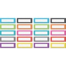 Teacher Created Resources Chevron Labels Magnet Accents