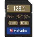 Verbatim Pro+ 128 GB SDXC