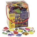 Creativity Street Fun Foam Shapes 3D Foam Stickers