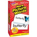 Trend More Picture Words Skill Drill Flash Cards