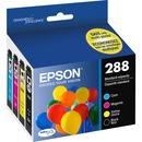 Epson DURABrite Ultra 288 Ink Cartridge - Pigment Black, Pigment Cyan, Pigment Magenta, Pigment Yellow
