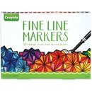 Crayola 40-count Fine Line Markers Set