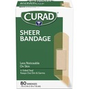 Curad Sheer Bandage Strips