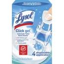 Lysol Ocean Click Gel Toilet Cleaner