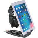Allsop Headset Hangout - Headset and Tablet Stand