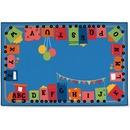 Carpets for Kids Value Line Alphabet Rug