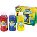 Crayola Washable Fingerpaint Bold Colors Set