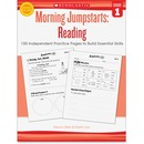 Scholastic Res. Grade 1 Morning Jumpstart Read Workbook Education Printed Book by Martin Lee, Marcia Miller