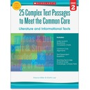 Scholastic Res. Grade 2 Complex Texts CC Workbook Education Printed Book by Martin Lee, Marcia Miller
