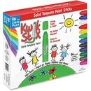 The Pencil Grip Kwik Stix 96-Piece Tempera Paint Sticks
