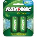 Rayovac Recharge Plus C Batteries
