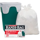 Webster Handi-Bag Flap Tie Tall Kitchen Bags