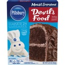 Pillsbury Folgers Moisture Supreme Devil's Food Cake Mix