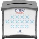 Dixie Ultra&reg Black Tabletop Interfold Napkin Dispenser