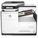 HP PageWide Pro 477dw Page Wide Array Multifunction Printer - Color - Plain Paper Print - Desktop