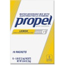 Propel Water Beverage Mix Packets with Electrolytes and Vitamins