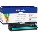 Verbatim Remanufactured Laser Toner Cartridge alternative for HP CF211A Cyan