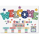 Teacher Created Resources Marquee Welcome Decorative Set