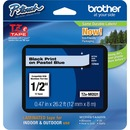 "Brother PTouch 1/2"" Laminated TZe Tape"