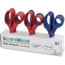 """Fiskars Schoolworks 5"""" Kids Scissors Classpack"""