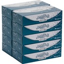 Angel Soft Ultra Professional Series Facial Tissue in Flat Box