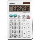 Sharp EL-330WB 10 Digit Professional Desktop Calculator