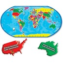 A Broader View 80-piece World Puzzle